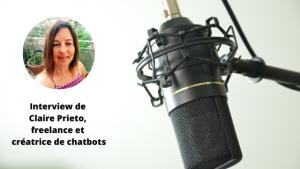 Interview de Claire Prieto
