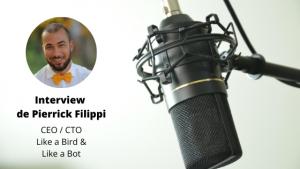 Interview de Pierrick Filippi